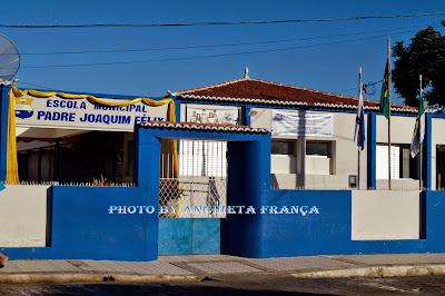 Resultado de imagem para Escola Municipal Padre Joaquim Félix, aqui em São João do Sabugi,