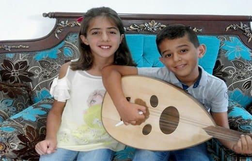 الطفلة لجين زويهد.. موهبة فتية تغني لعمالقة الطرب.