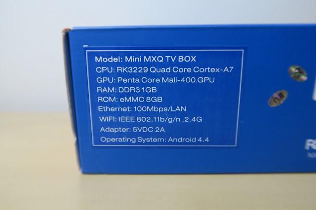 Análise: Box Android Mini MXQ 51