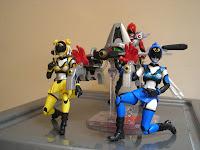 SH Figuarts Akibaranger Inordinate Cannon Bazooka Bandai