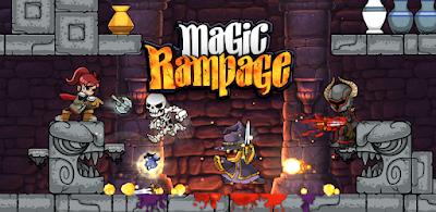 Magic Rampage Mod Apk Download latest Version