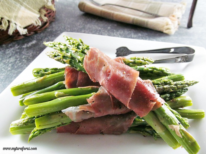 How to make the best Asparagus wrapped in Prosciutto