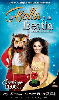 Poster 2 La Bella y la Bestia 2018