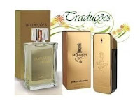 Perfume Importado Gold 19 Hinode - Similar 1 MILLION 100ml