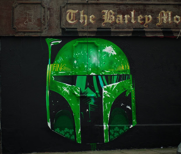 Star Wars Street Art Find Kuriositas