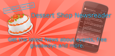 dessert shop android app