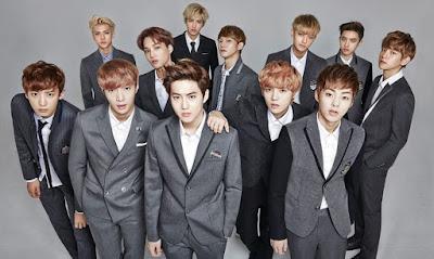 Anggota Personil EXO