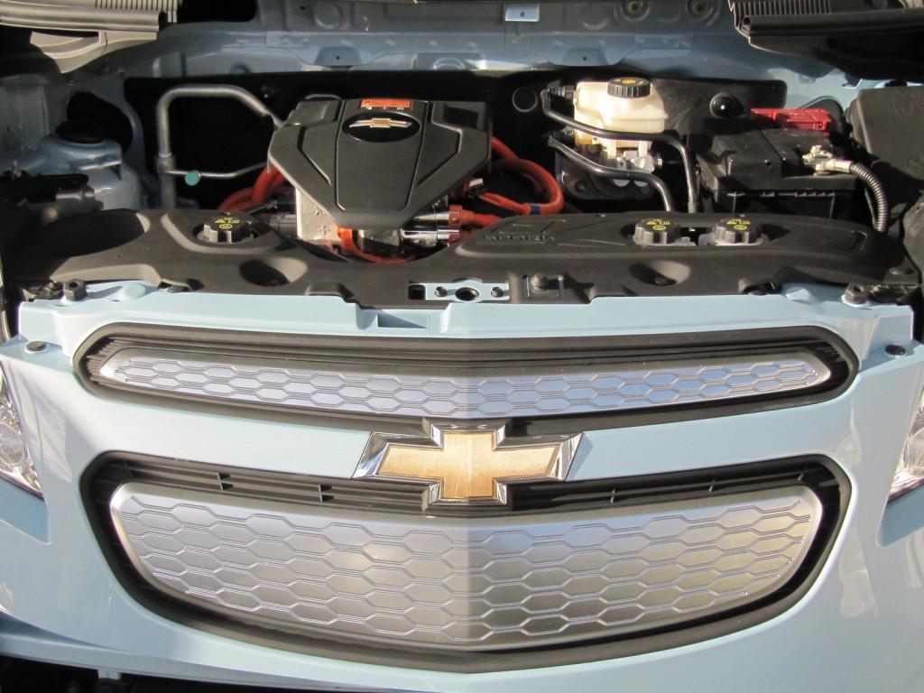 Hank graff chevrolet bay city general motors 200 mile for General motors electric car