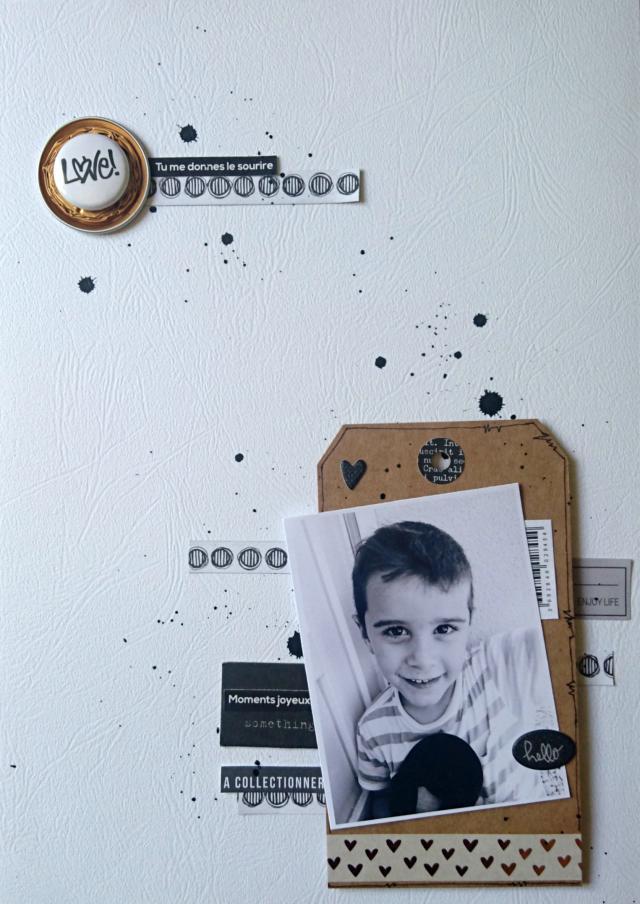 Scrapbooking a4 - Qu est ce que le masking tape ...