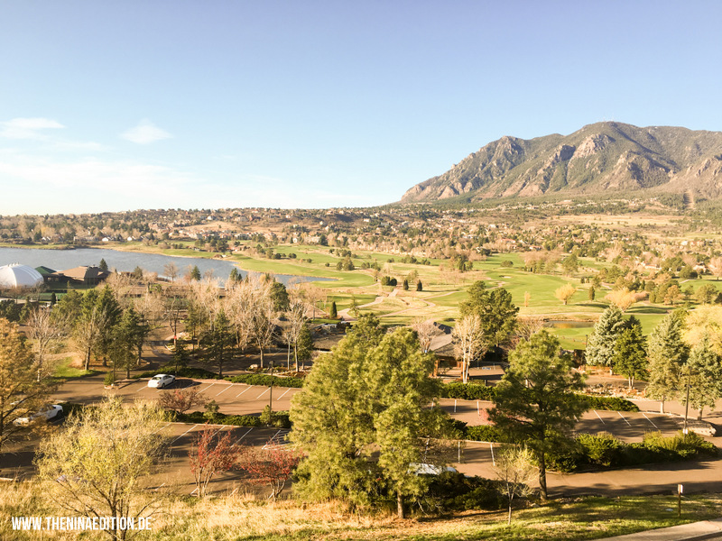 Colorado Springs - Cheyenne Mountain Ressort