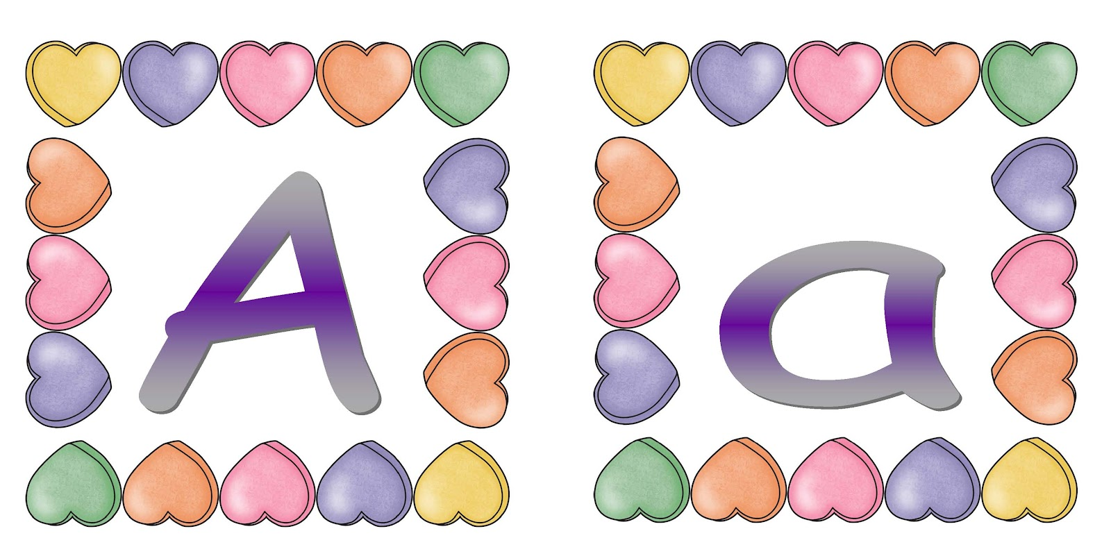 Kute Kinder Kids Classroom Just Posted Free Valentine Alphabet Cards To My Teachers Pay