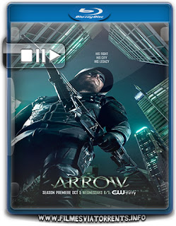 Arrow 5ª Temporada Torrent