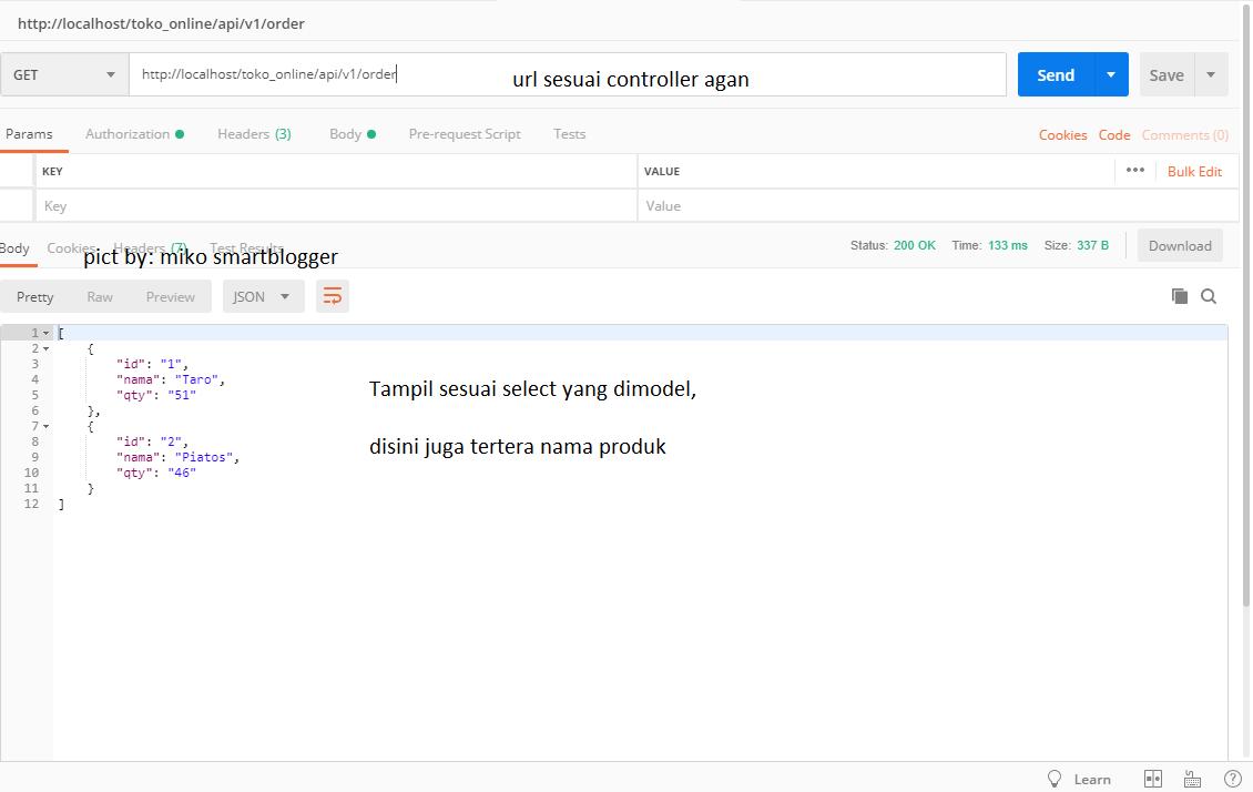 Cara Join Table CodeIgniter dengan Mudah - Miko SmartBlogger