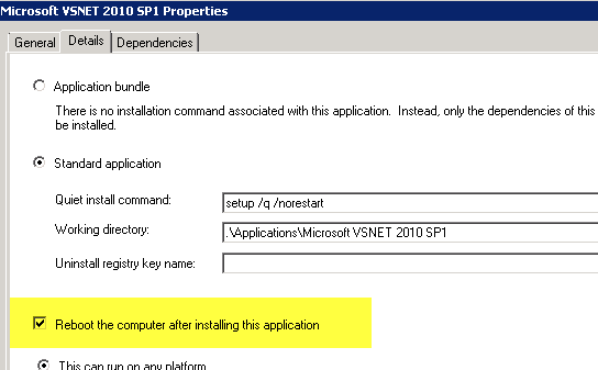 Gnawgnus Realm: Silent installs and MDT 2010