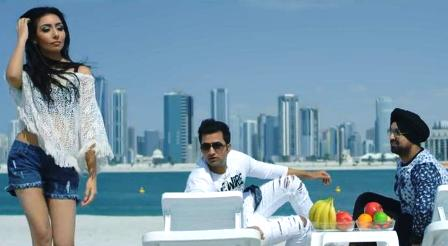 Naina Da Nasha Song Lyrics - Falak Shabir, Deep Money (2015)