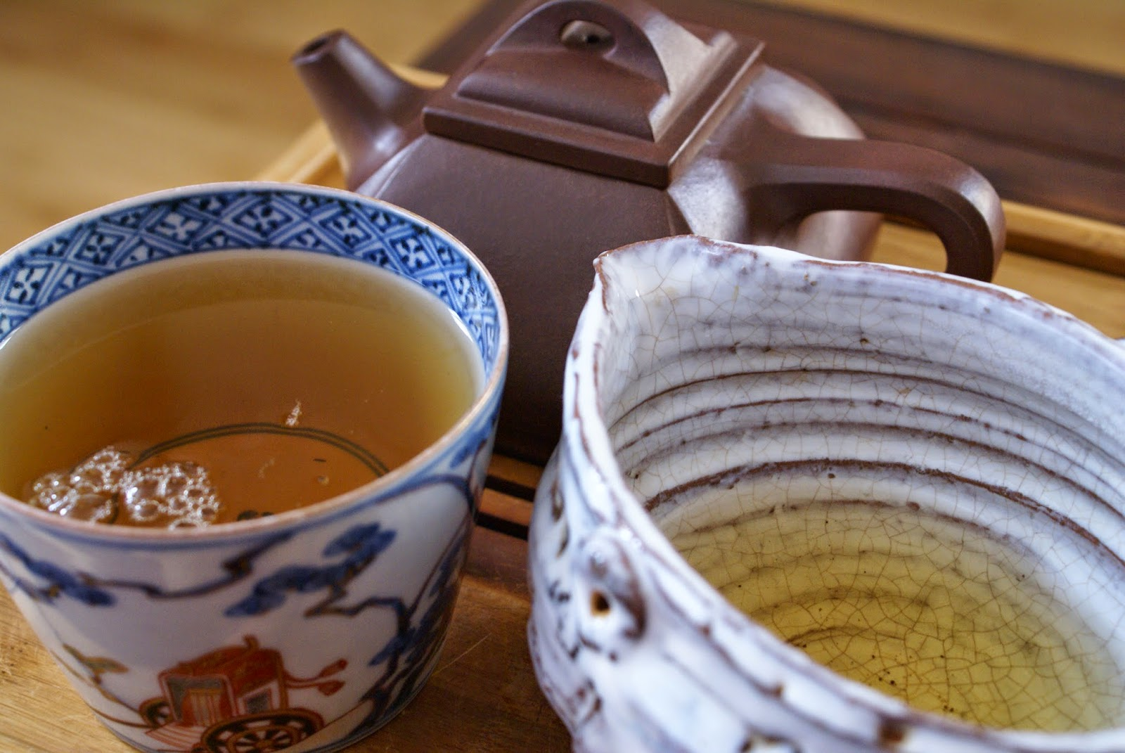 tasse porcelaine époque Edo