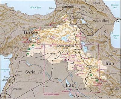 Kurdistán, Integrismo musulmán en Turquía, Turcos en Alemania y Austria