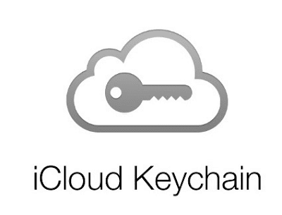 reset my icloud keychain