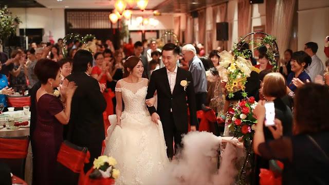 wedding video sg