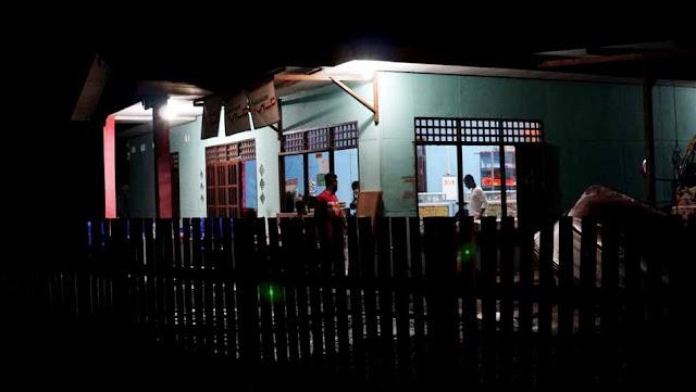 Di Era Presiden Jokowi Desa di Pedalaman Papua Ini Akhirnya Terang Benderang