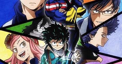 Boku No Hero Bs