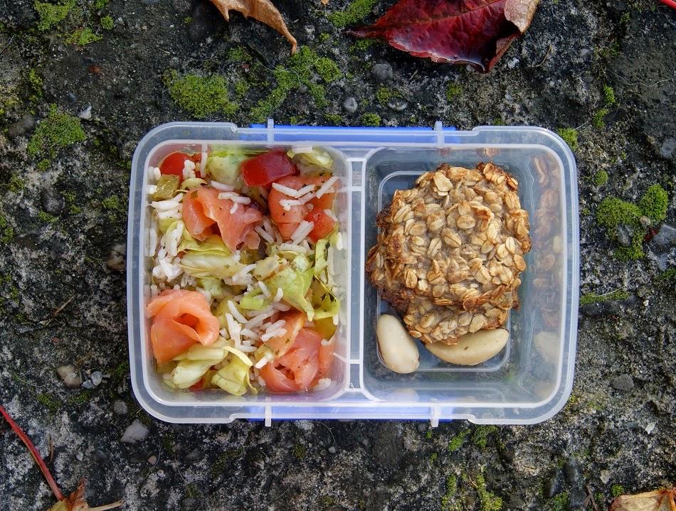 Bento, czyli pudełko z posiłkiem do pracy