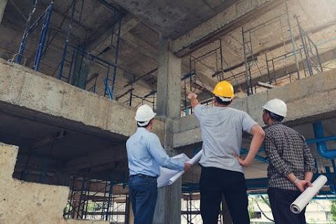 Tovább szárnyal az építőipar