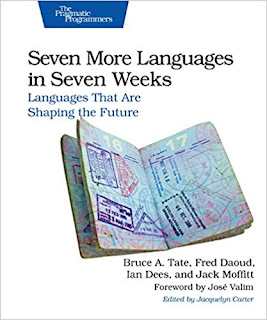 Seven More Languages in Seven Weeks front cover