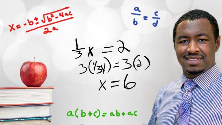 Master Beginner Algebra with Examples - Udemy course