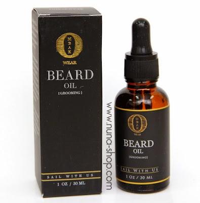 Ombak Beard Oil Minyak Penumbuh Bulu Halus Pada Wajah Seperti Jambang, Brewok, Jenggot dan Kumis Ampuh