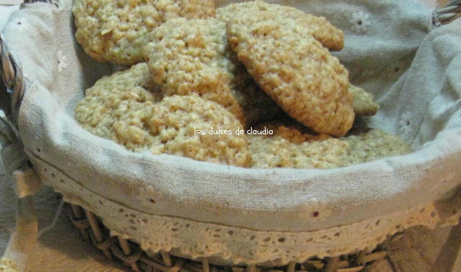 galletas-de-avena-y-miel