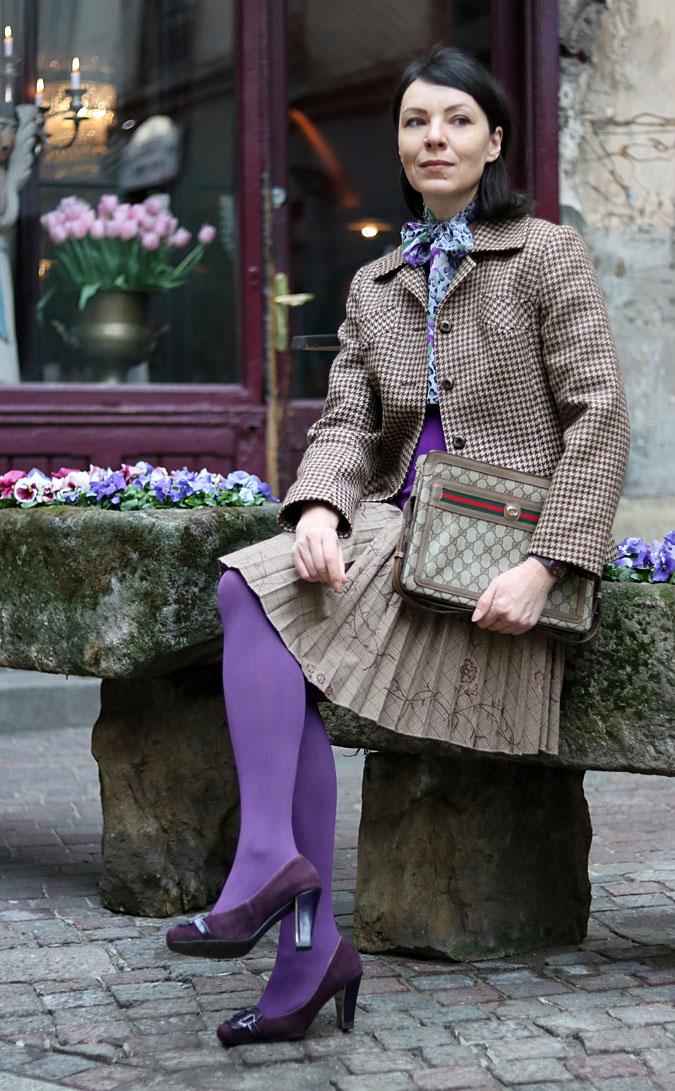 Stylizacje ultra violet 2018