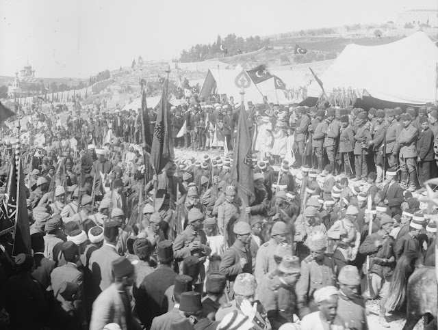 1920 Nebi Musa Riots: Palestinianism And Zionism In The Ottoman Empire