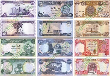 Forex rate for iraqi dinar