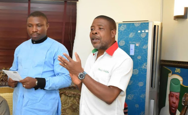 Run youths inclusive government, Group advises Ihedioha
