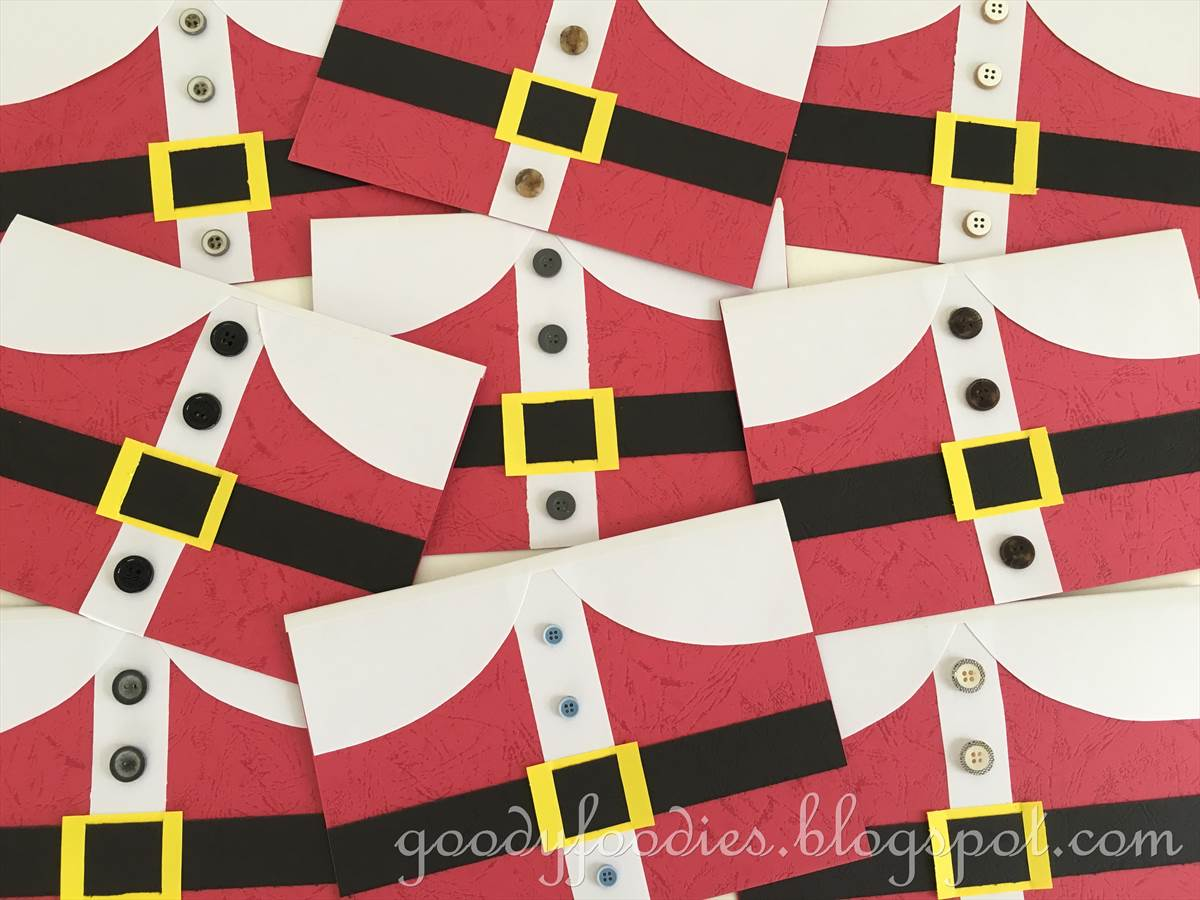 How to sew a suit of Santa Claus with his own hands 77