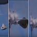 OVNI 'pirâmide' é filmado perto de ônibus espacial