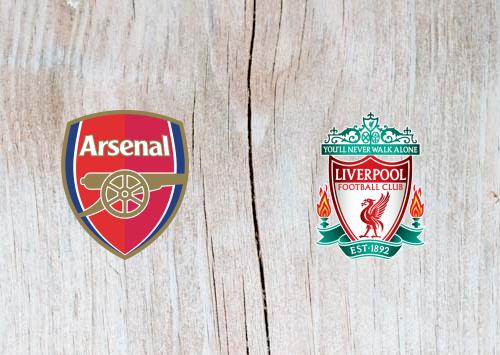 Arsenal vs Liverpool Full Match & Highlights 03 November 2018