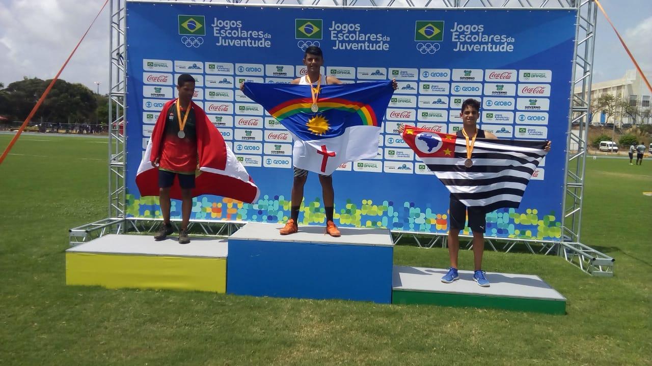Pernambuco encerra competições de atletismo 8e17eafe09916