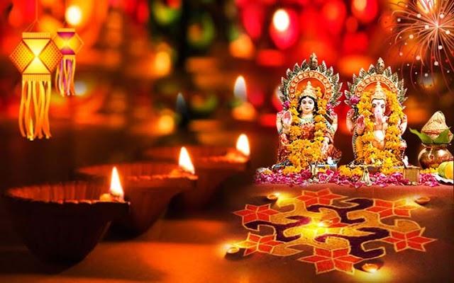 """भगवान राम के लिए नहीं बल्कि इन 7 पौराणिक कारणों से भी मनाई जाती है """" दिवाली """""""