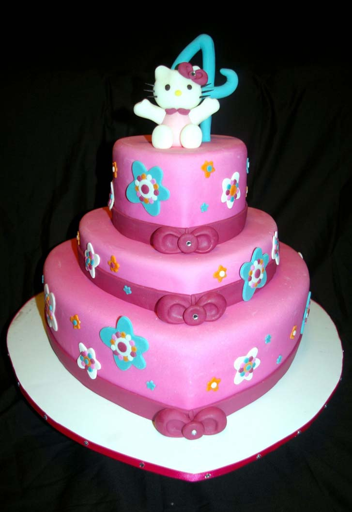 Heart Shape Birthday Cake Design Cake Magazine