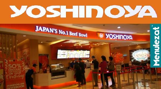 Daftar Harga Menu Paket Yoshinoya Restoran Terbaru