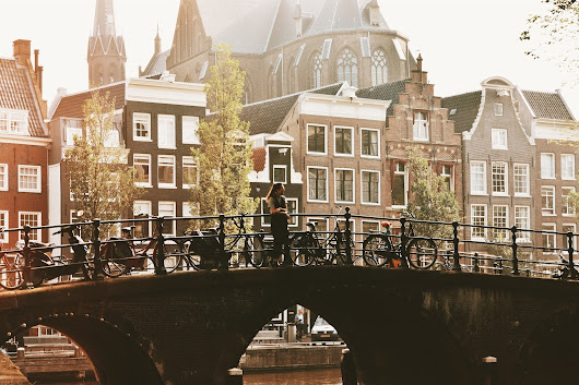 early autumn in amsterdam