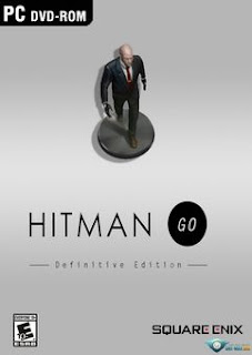غلاف لعبة Hitman GO Definitive Edition