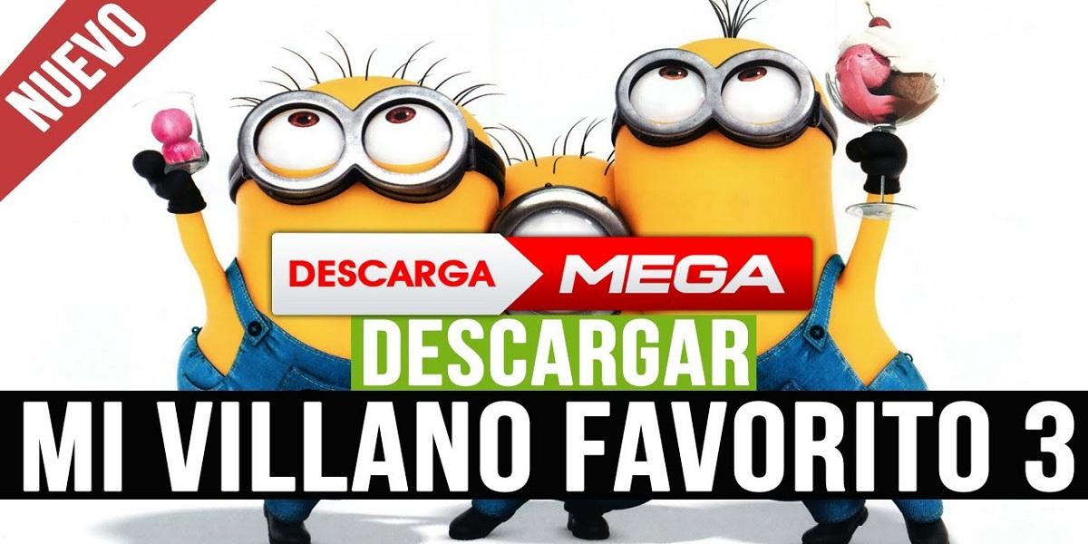 Descargar Mi Villano Favorito 3 español