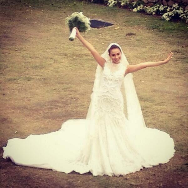 Photos Karylle And Yael Yuzon Wedding