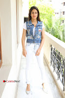 Telugu Actress Lavanya Tripathi Latest Pos in Denim Jeans and Jacket  0020.JPG