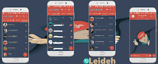 Google Boy Theme For GBWhatsApp Download By Leideh