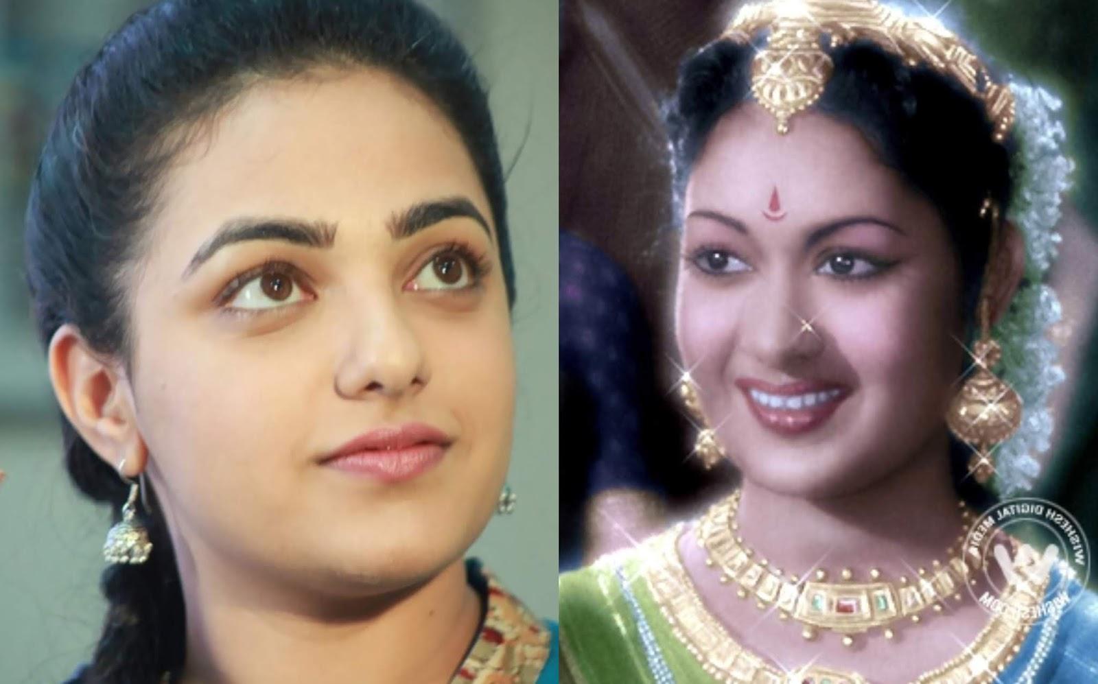 Mahanati Nithya Menen To Portray Legendary Actor Savitri: Actress Nithya Menon Confirmed In NTR Biopic As Savitri