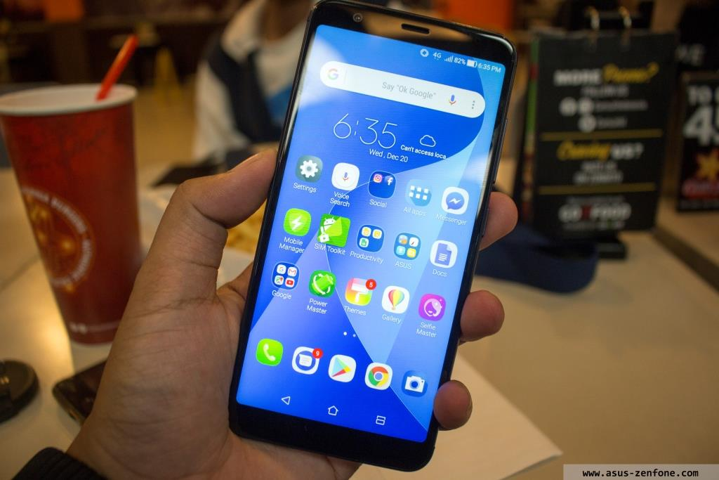 ASUS ZenFone Max Plus M1 Hands On and First Impressions